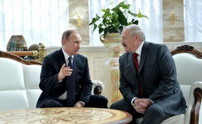 Путин проведет переговоры с Лукашенко 29 декабря