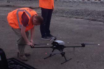 На ЖД в Томске и Туапсе испытаны беспилотные авиационные системы