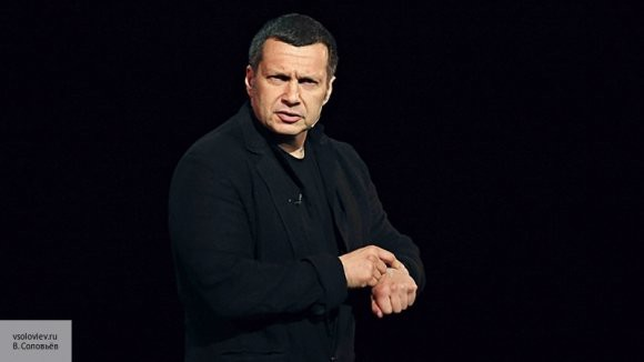 «На штыки поднимем тех, кто призывает сдаться Западу»: Соловьев поставил украинского политолога на место