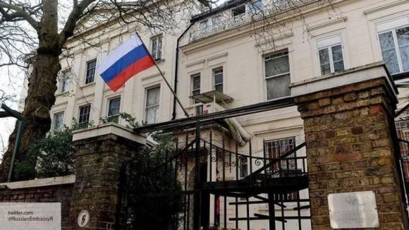 Посольство России в Лондоне объяснило, почему Британия отрицает восстановление дипломатических миссий