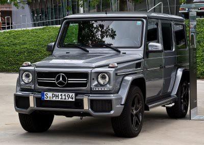 Mercedes-Benz G-Class оказался в России в дефиците