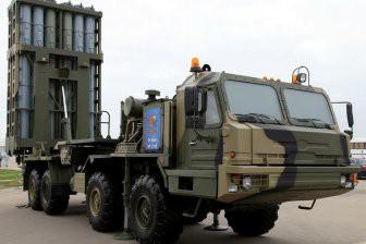 Российские военные получат новейший ЗРК «Витязь»