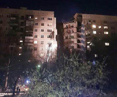 Судьба 79 жильцов обрушившегося в Магнитогорске дома остается неизвестной