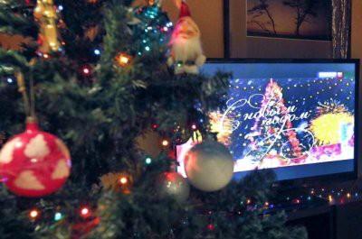 Что покажут по телевизору в новогоднюю ночь