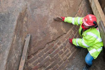 В Лондоне обнаружено хранилище льда XVIII века