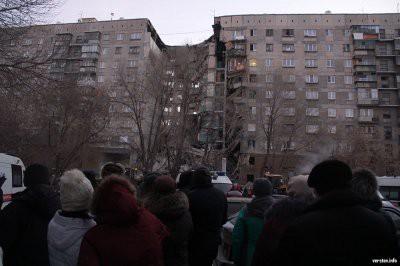Число погибших при обрушении дома в Магнитогорске выросло до четырех