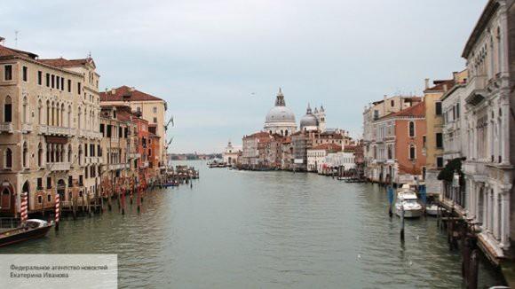 Власти Венеции вводят новый налог для туристов