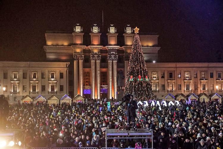 Куда пойти в Новогоднюю ночь 2019 в Самаре - программа мероприятий, афиша