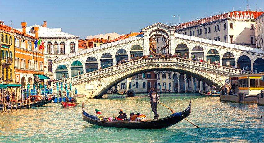 Венеция находится на грани затопления