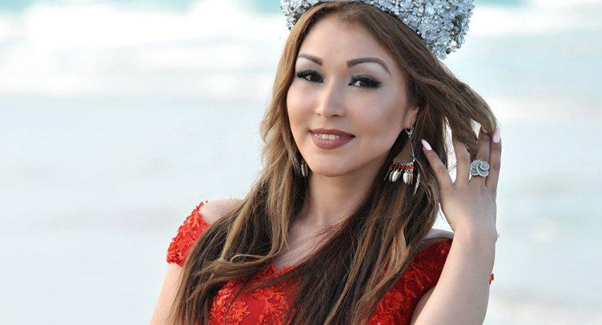 Мисс Мира 2018 Сания Шакирова - фото, биография, дата рождения