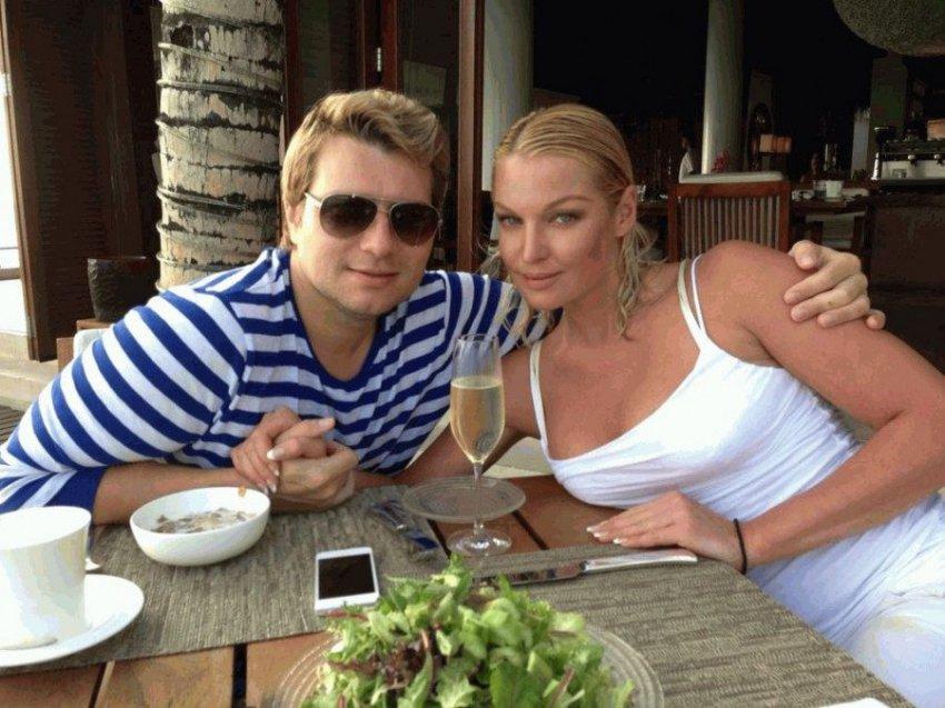Анастасия Волочкова намекнула на воссоединение с Басковым