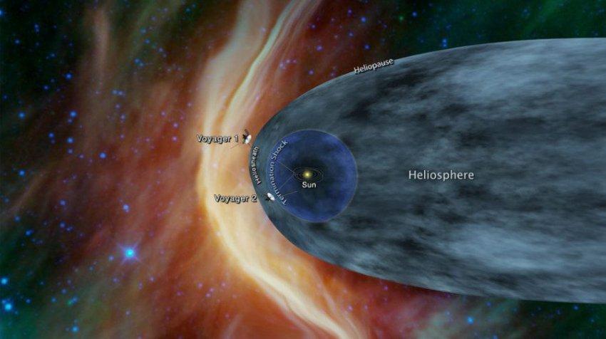 Человечество отправило в межзвёздное путешествие второй космический аппарат