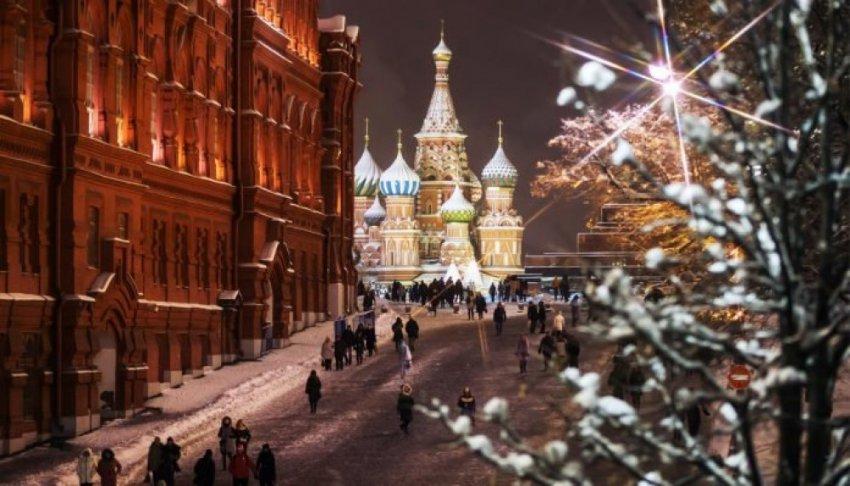 Погода на Новый год в Москве 2019 - 2019. Прогноз в 2019 году
