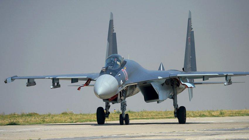 Истребители Су-35С в полном объеме переданы потребителю
