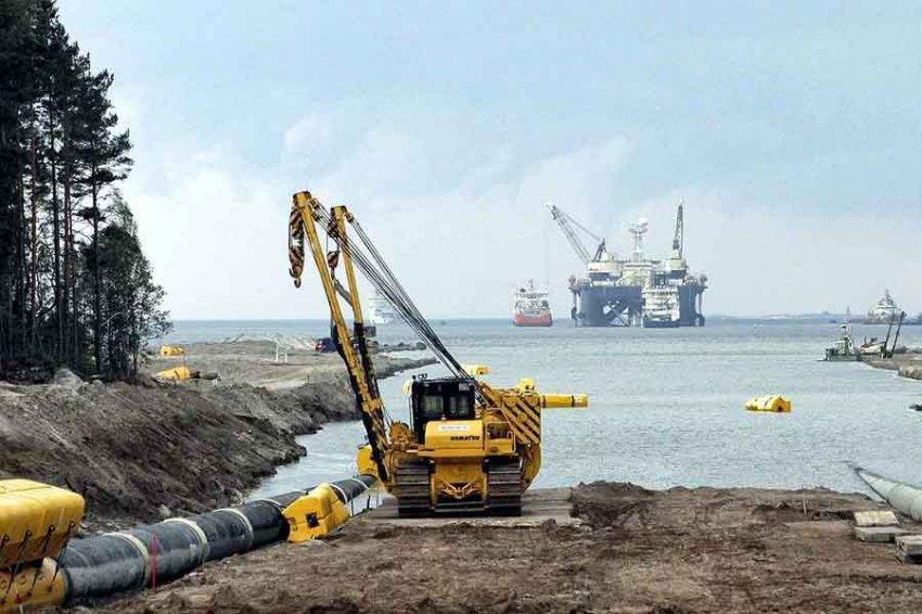 Эксперт прокомментировал запрет Европарламентом «Северного потока-2»