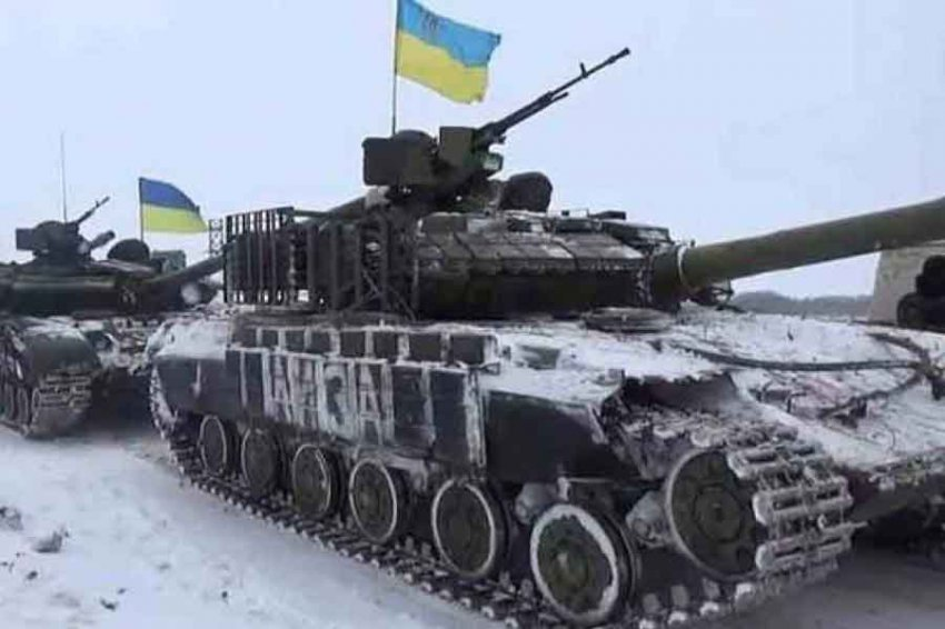 Россия предупредила Киев об ответе на наступление в Донбассе
