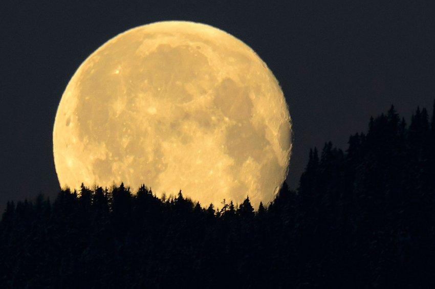 Лунный календарь сегодня. Луна 14 декабря 2018 — растущая или убывающая луна, какая фаза сегодня
