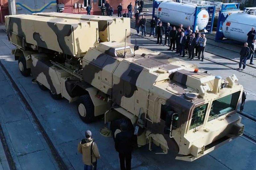 """Украина создаст аналог российского комплекса """"Искандер-М"""""""