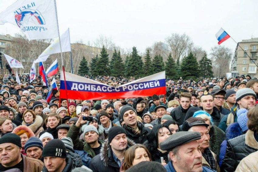 В Киеве рассказали, что будет с жителями Донбасса после того, как его вернут в состав Украины