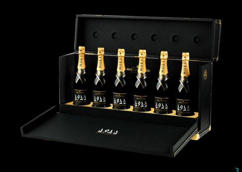 Специалисты составили рейтинг лучшего шампанского в России на 2018 год