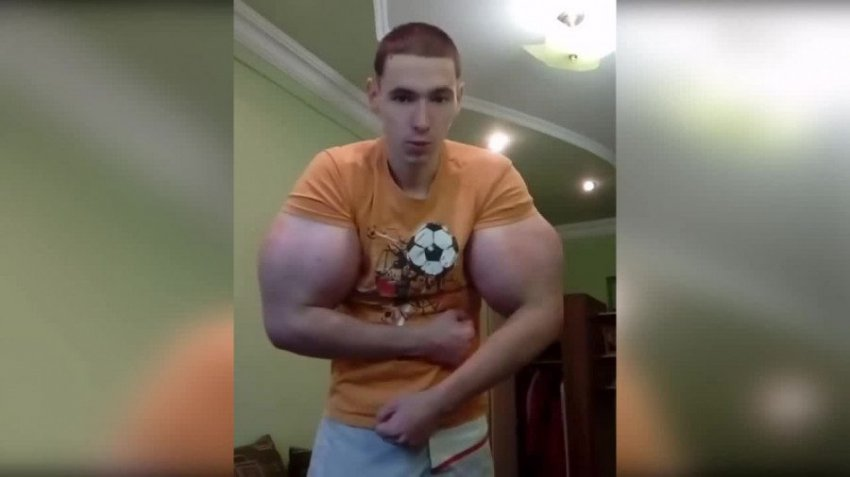 Кирилл Терешин «руки-базуки» появится в новом клипе Султана Урагана