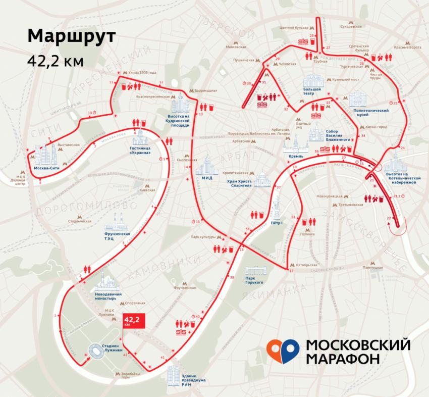 Когда Московский марафон 2019: как зарегистрироваться на официальном сайте и получить промокод