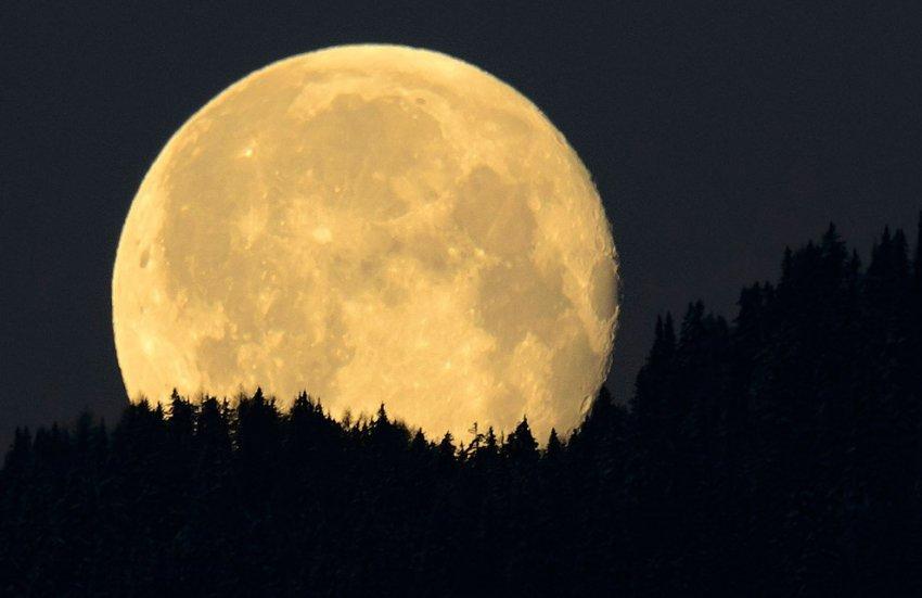 Лунный календарь сегодня. Луна 16 декабря 2018 — растущая или убывающая луна, какая фаза сегодня