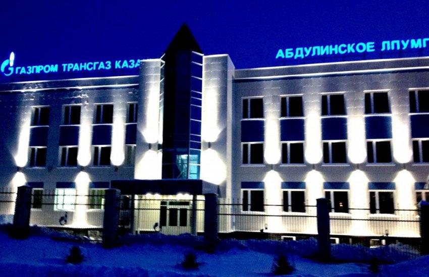 Газпром хочет разместить в Казани мощности для заправки судов сжиженным газом