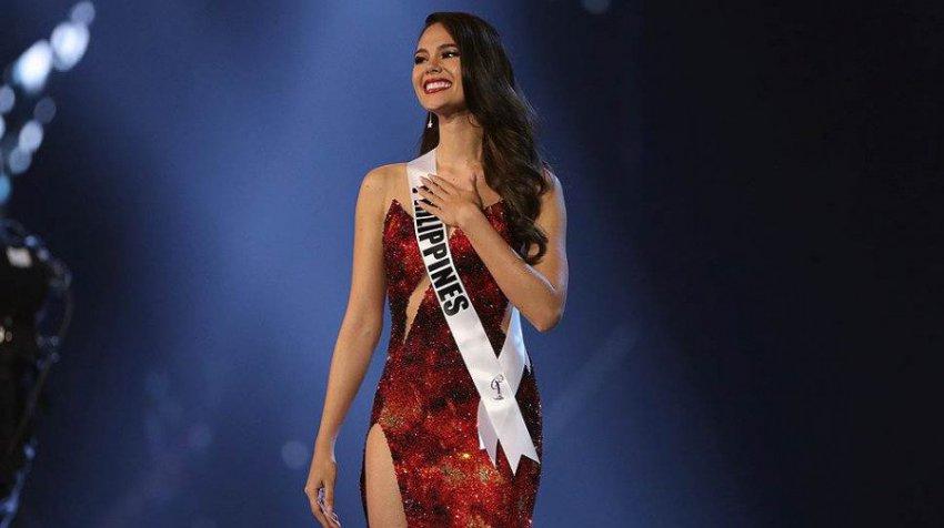 Победительницей конкурса «Мисс Вселенная-2018» названа модель из Филиппин
