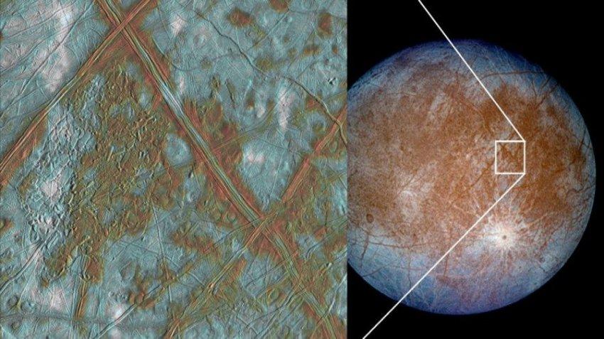 Ученые создали робота для поиска жизни на спутнике Юпитера