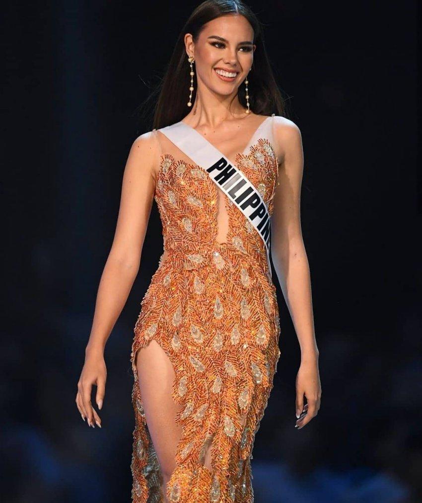 На конкурсе Мисс Вселенная победила филиппинка Катриона Грэй (ФОТО)