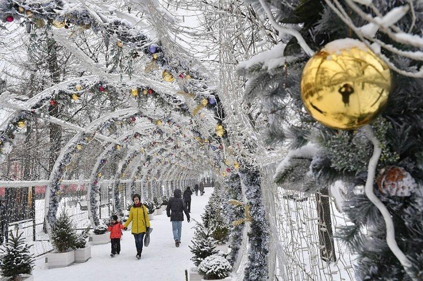 Погода в Москве на сегодня 18 декабря 2018 год: в столице будет без осадков и морозно