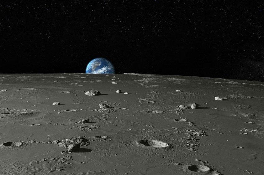 Ученые выдвинули новую теорию формирования поверхности Луны