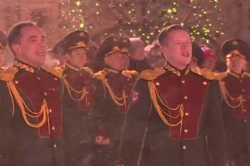 Росгвардия записала клип на рождественскую песню Джорджа Майкла