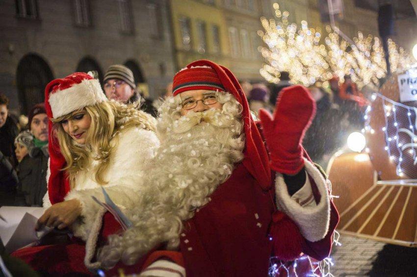 Католическое Рождество 2018 года отмечают в декабре
