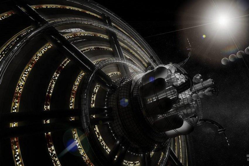 Космическое сообщество Galaktika обозначило планы по строительству города на орбите