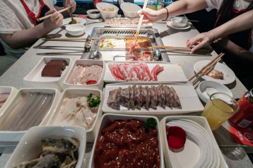 Гостей ресторана Panasonic и Haidilao будут обслуживать роботы