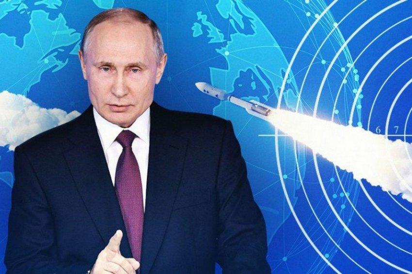 Путин поведал миру о новыхх союзниках России