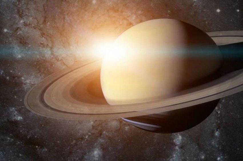 В NASA рассказали, когда рухнут кольца Сатурна