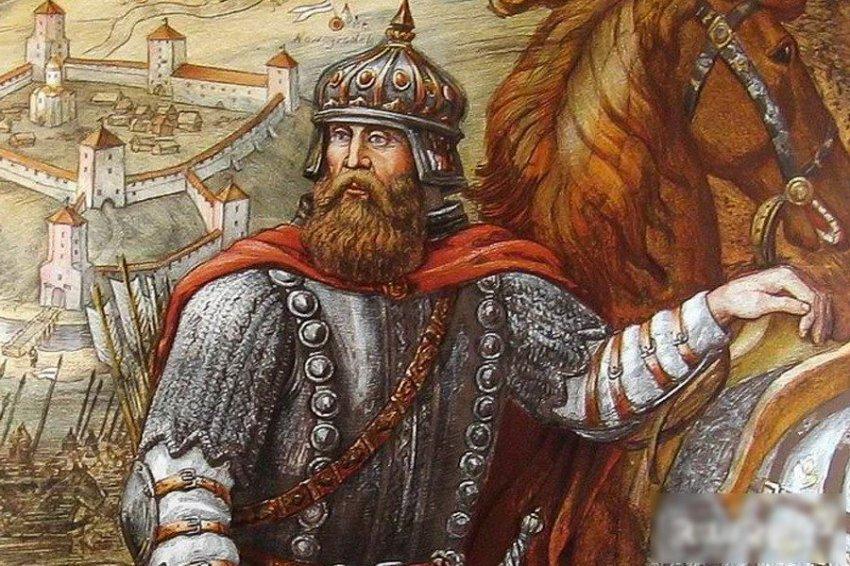 Великий князь Кейстут из Литвы