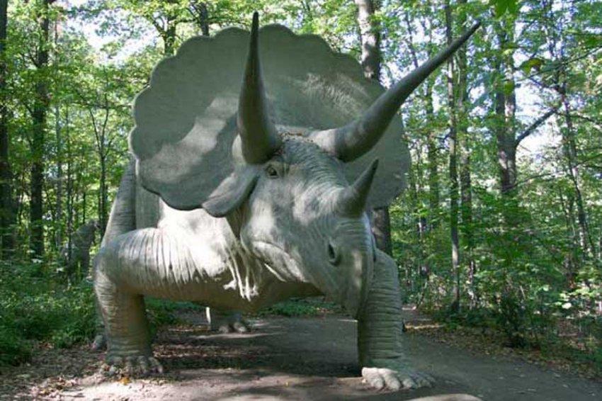 Учёные нашли в США останки нового вида динозавров