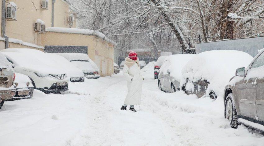Погода в Москве на сегодня 20 декабря 2018 год: в Москве обещают снег