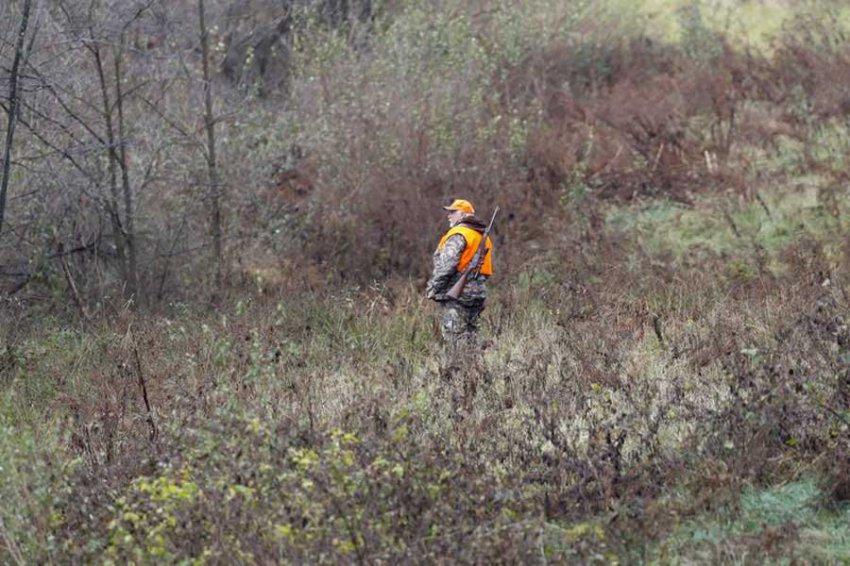 Американец чуть не погиб от пули охотника за снежным человеком