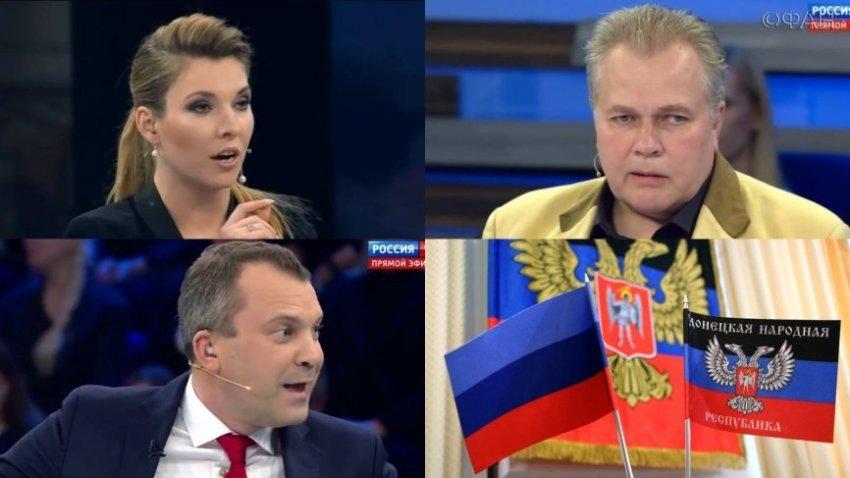 Скабеева вновь оказалась в центре скандала