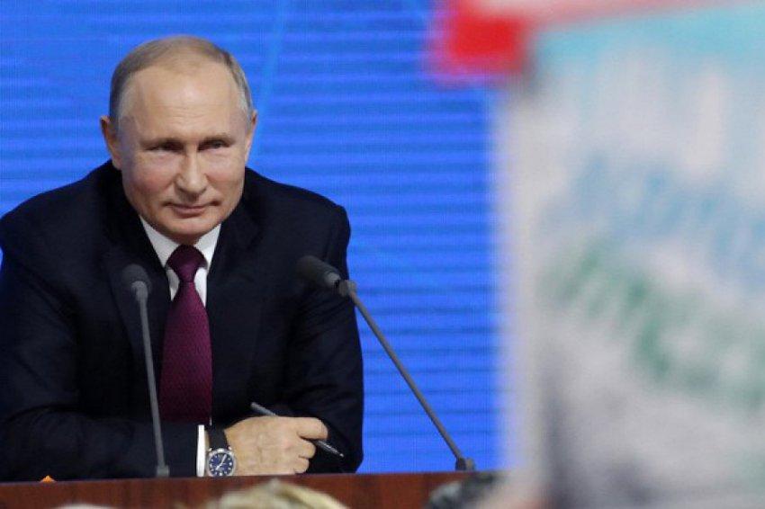 Большая пресс-конференция Путина 2018. Главное