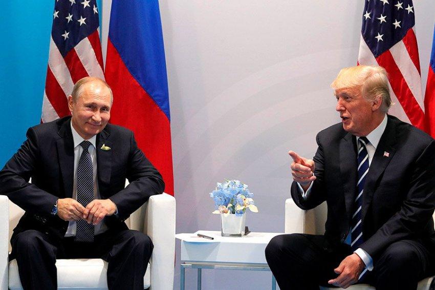 Путин заявил о готовности встретиться с Трампом