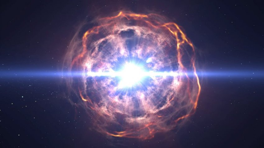 Ученые: второй Большой взрыв разорвет Вселенную