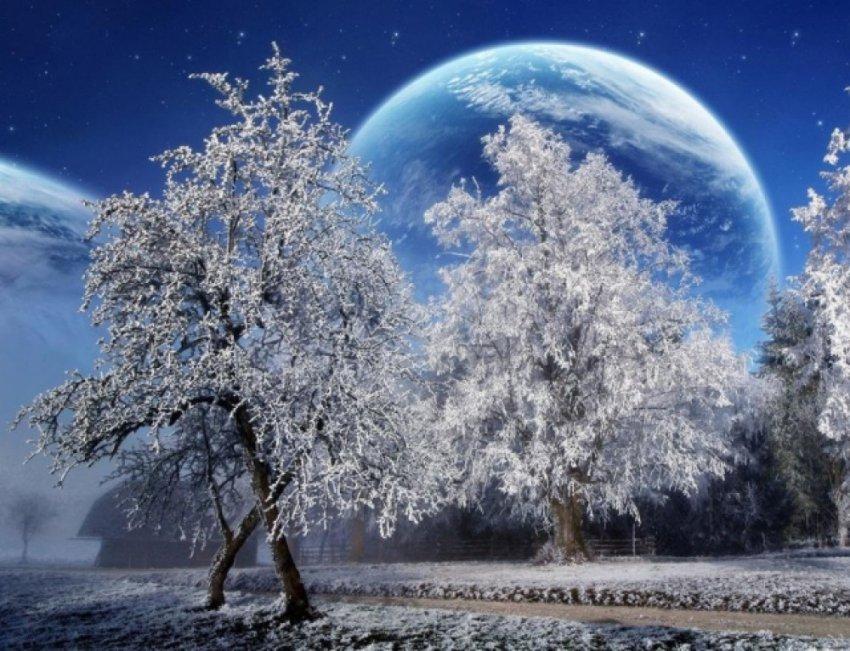 Зимнее солнцестояние и полнолуние 22 декабря 2018 - что это значит