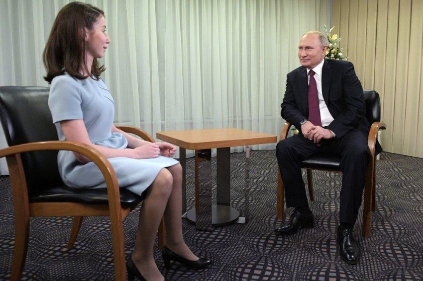 Регина Парпиева - кто такая, чем больна, интервью с Путиным