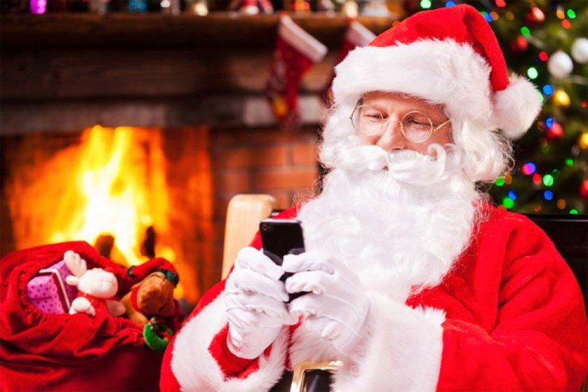 Телефон Деда Мороза 2019 - автоответчик в Москве, Самаре, Челябинске и других городах